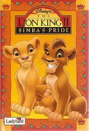 The Lion King II Simba's Pride (Ladybird)