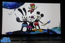 Epic Mickey 2 The Power of Two Mickey Oswald Ortensia Gus by 2wiki.