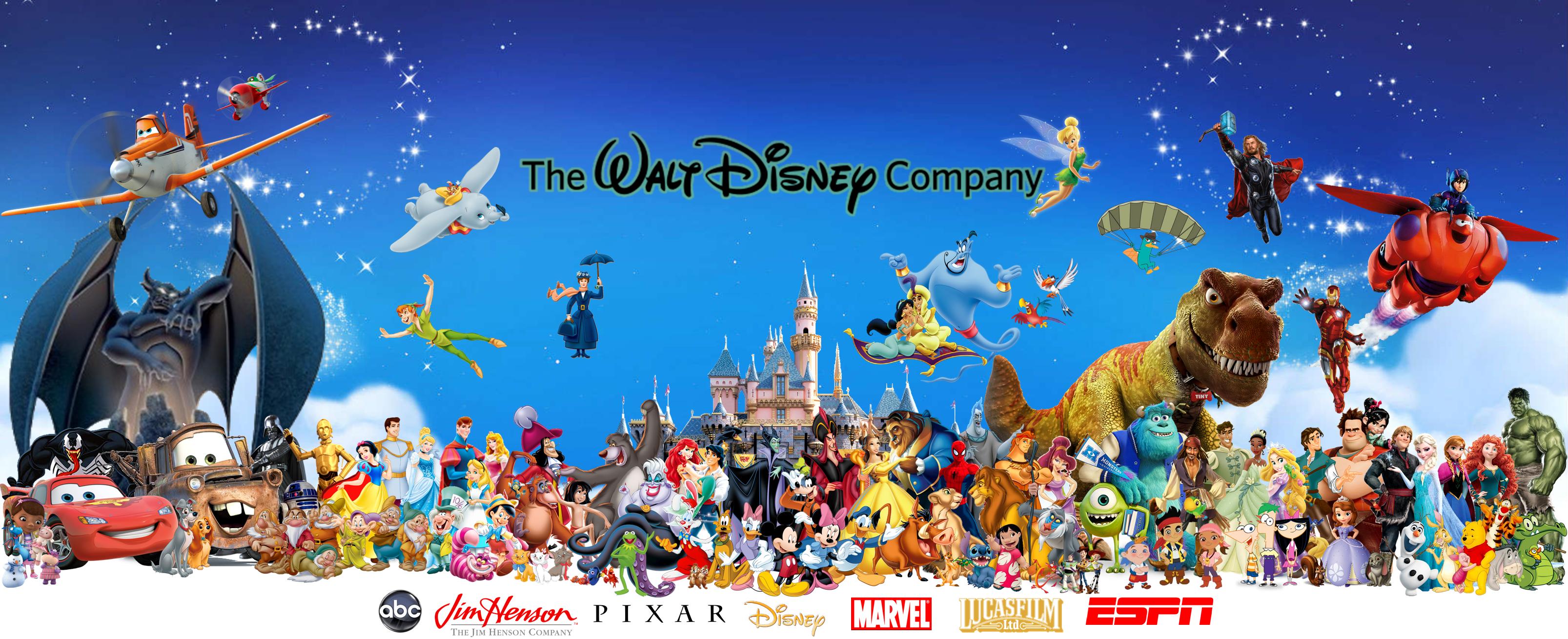 Image - Walt Disney Company.PNG | Disney Fan Fiction Wiki | Fandom ...
