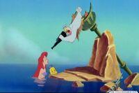 Ariel and Telescope