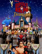 Wreck-It Ralph's Disneyland Adventures 2