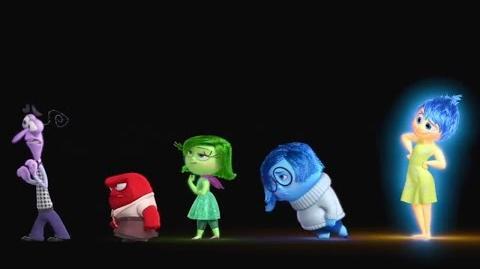 INSIDE OUT - HEY (2015) Disney Pixar Movie HD