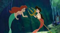 You're a mermaid