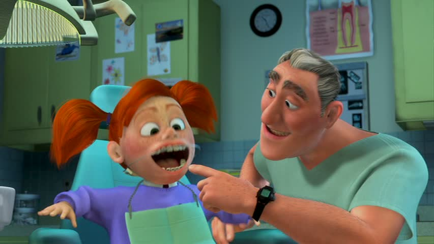 finding nemo characters girl braces name The name of the little girl in the what is the name of the little girl in finding nemo the dentist's niece with red hair and braces in finding nemo is.