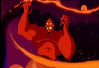 Jafar Controlling the Cosmos