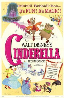 Cinderella- 1950