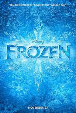 Frozen (2013 film) poster