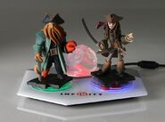 Disney-Infinity-Pirates-Play-Set-Base-with-Coins