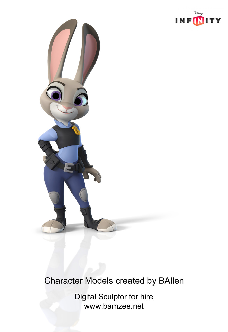 Judy Hopps Gallery Disney Infinity Wiki Fandom Powered