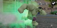 Hulk - Rampaging Rush