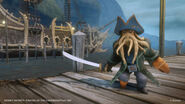 Disney Infinity Pirates of the Caribbean 4