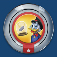 Scrooge McDuck's Lucky Dime