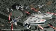 DeathStarSpaceShips