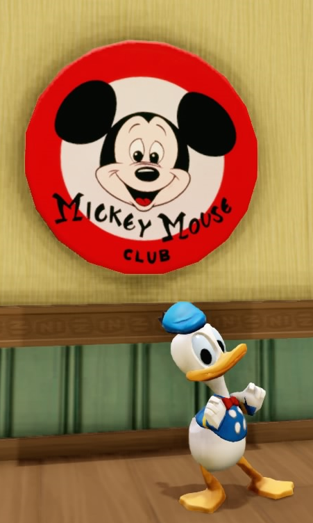 Mickey Mouse Club Sign Disney Infinity Wiki Fandom