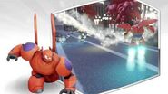 Disney Infinity 2.0 Baymax preview video.