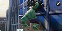 Hulk - Crushing Climb