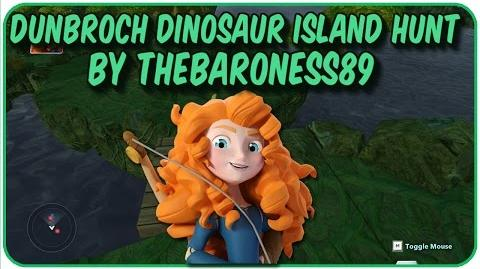 """Disney Infinity 2.0 Toy Box - Merida Gameplay - """"Changing My Parents Fate!"""""""