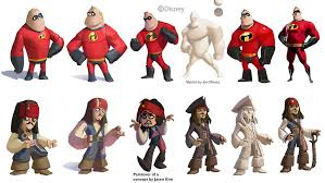 Jack Sparrow Disney Infinity