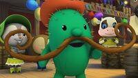 Moustache Toby
