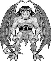 Gargoyles Goliath-statue RichB