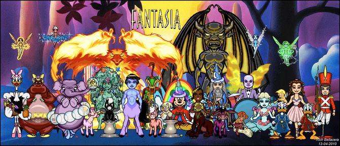 FANTASIA-Microheroes RichB