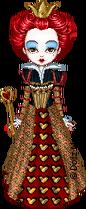 Red Queen DollzMania