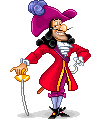 Capt Hook disneyclipart