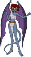 Demona msdesharden