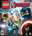 LEGO Avengers Cover