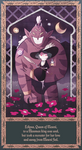Eclipsa the Queen of Darkness tapestry