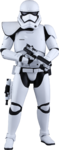 First Order Stormtrooper Figure 1