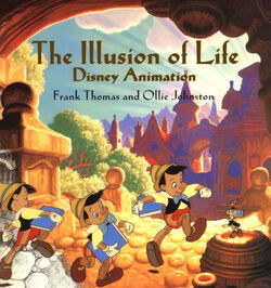Book the illusion of life