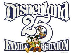 Dl 25th logo