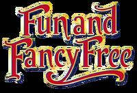 Fun and fancy logo