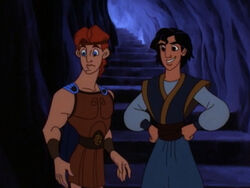 Hercules & The Arabian Night 1