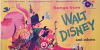 Songs from Walt Disney and Others