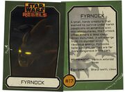 Fyrnock Card