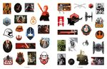 The Force Awakens Stickerscape 05
