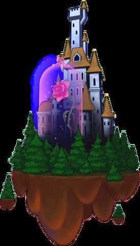 File:Beast's Castle KHII.png