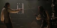 Jack Sparrow's sword