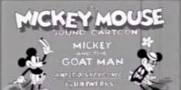 Mickey and the Goat Man