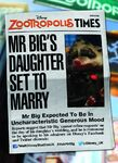 Mr. Big - Zootropolis Times