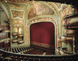 The New Amsterdam Theatre