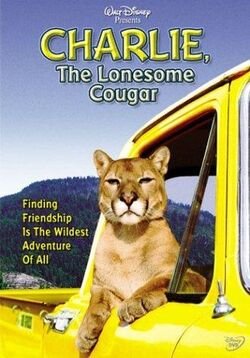 Charlie the Lonesome Cougar