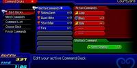 Gameplay in Kingdom Hearts