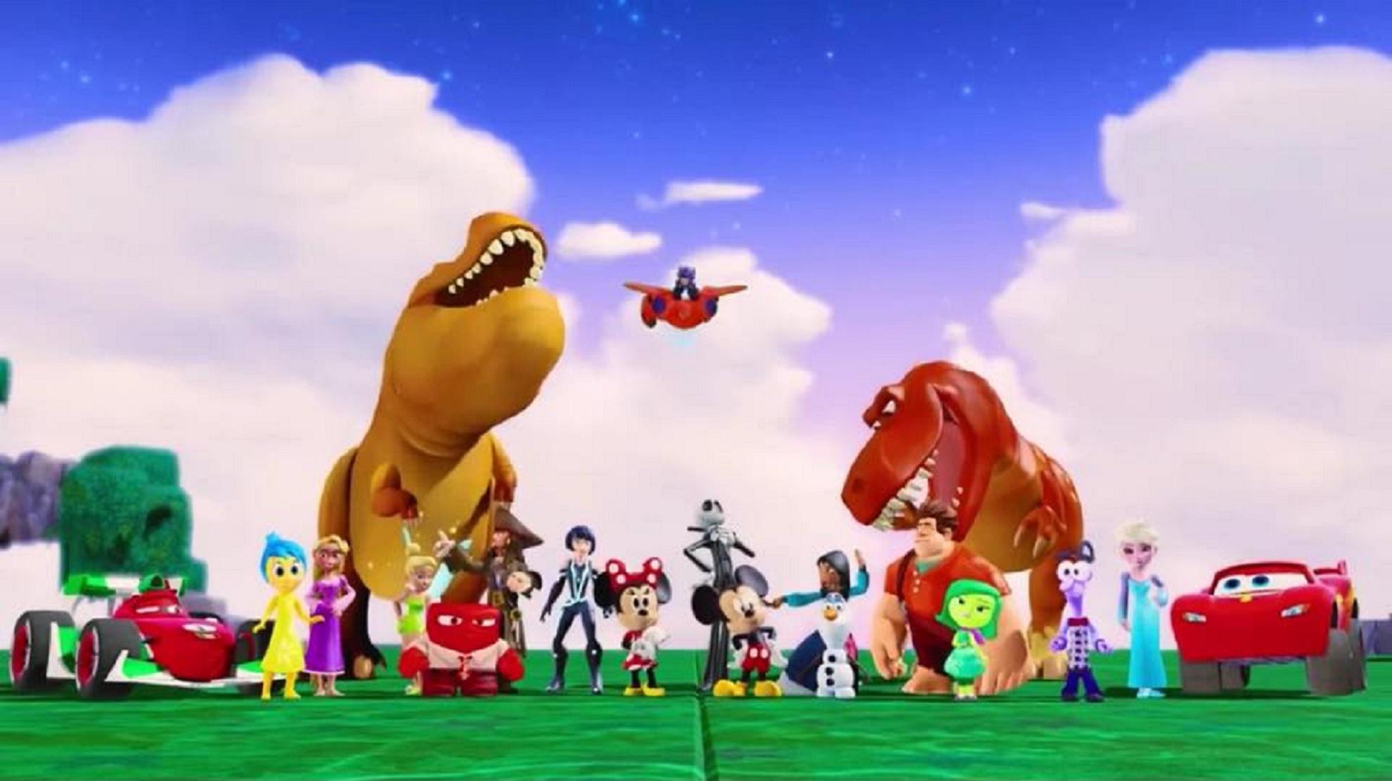 Image Disney Infinity 3 0 New Characters Jpg Disney