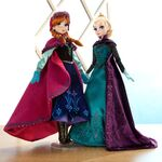 Frozen Anna and Elsa 2014 Limited Edition Dolls