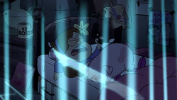 Gravity Falls S2E1 Mabel asleep