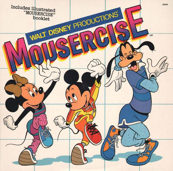 Mousercise Disney Wiki Fandom Powered By Wikia