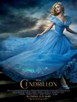 Cinderella 2015 french poster